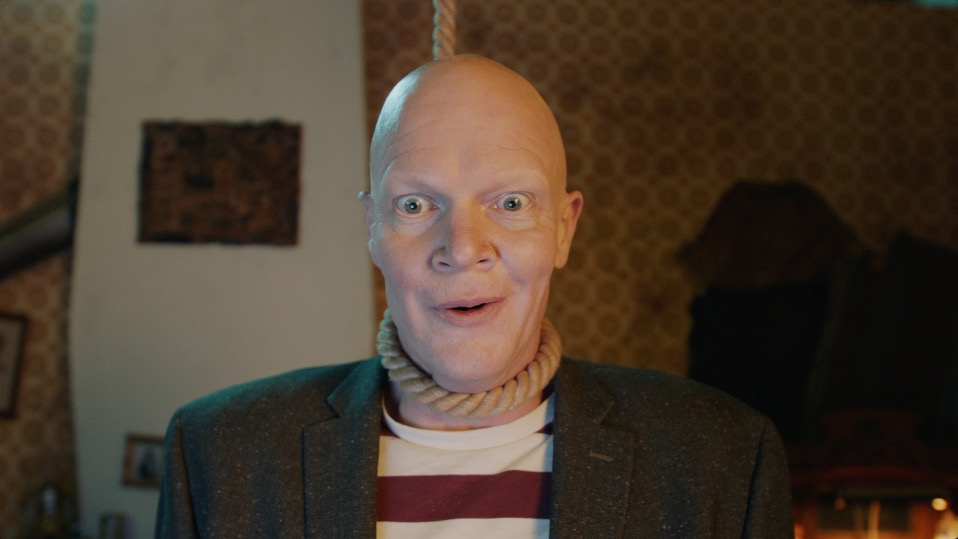 Derek Mears in Hunky Boys Go Ding-Dong (2018)