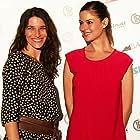 Rossella D'Andrea and Claudia Vismara at an event for Acqua di marzo (2016)