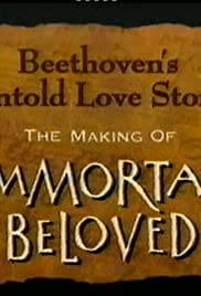 Beethoven's Untold Love Story: The Making of 'Inmortal Beloved' Poster