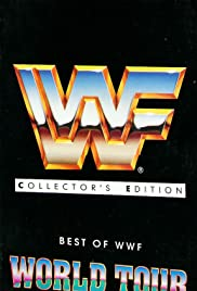 Best of WWF World Tour Poster