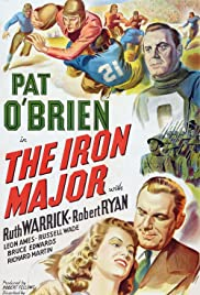 The Iron Major Poster