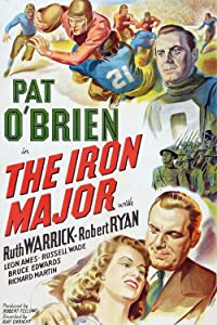 Torrent download full movie The Iron Major [4K]