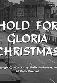Hold for Gloria Christmas Poster