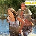 Barbara Bach and Roberto Posse in L'isola degli uomini pesce (1979)