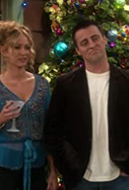 Joey and the Christmas Party Poster