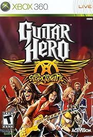 Guitar Hero: Aerosmith(2008) Poster - Movie Forum, Cast, Reviews