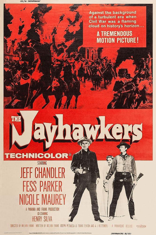 I ribelli del Kansas (1959) HD