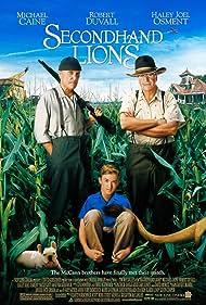 Secondhand Lions (2003) Poster - Movie Forum, Cast, Reviews