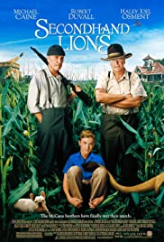 Secondhand Lions (2003) 720p
