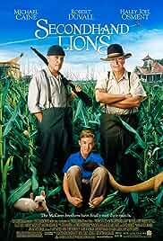 Watch Movie Secondhand Lions (2003)