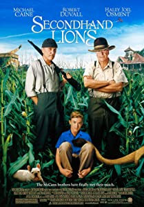 Movies 720p downloads Secondhand Lions by [mpeg]