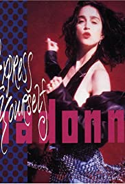 Madonna: Express Yourself Poster