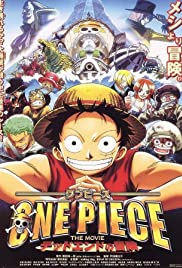 One Piece: Dead End Adventure Poster