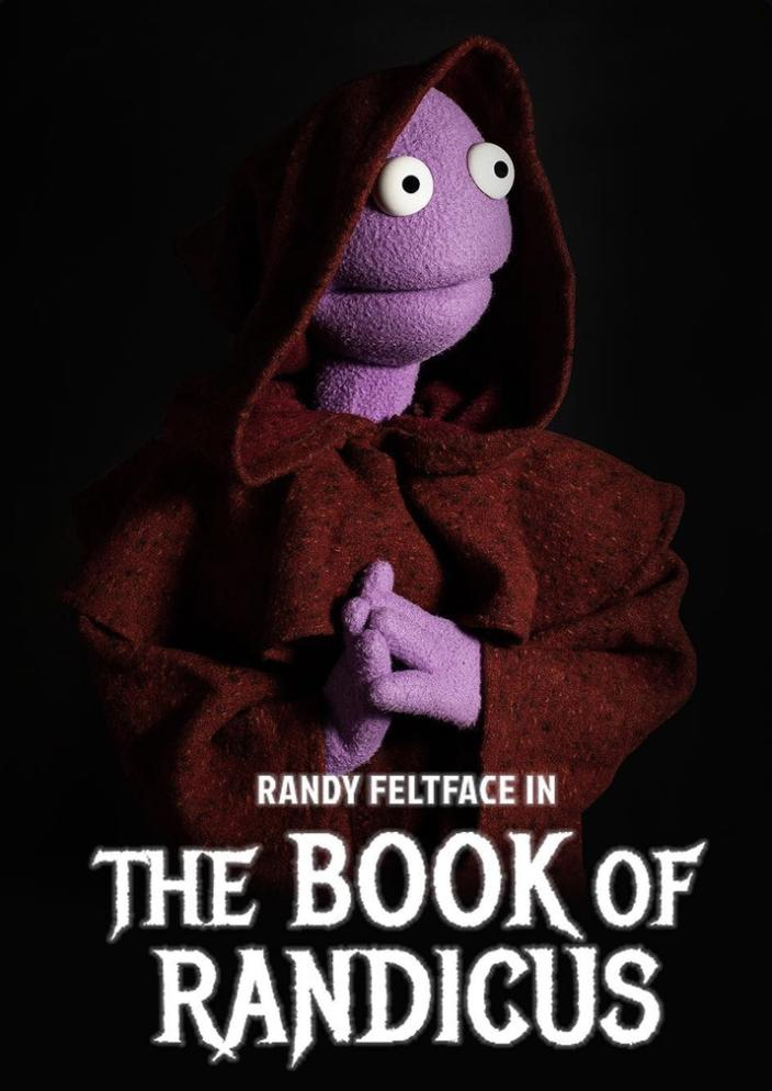 watch Randy Feltface: The Book of Randicus on soap2day