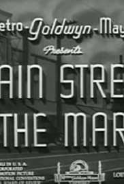 Main Street on the March! Poster