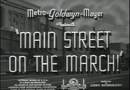 Watch 3d movie trailers Main Street on the March! USA [avi]