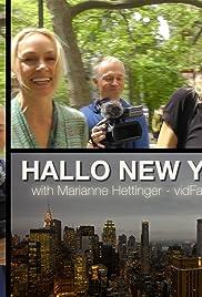 Hallo New York Poster