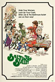 The Baltimore Bullet (1980) Poster - Movie Forum, Cast, Reviews