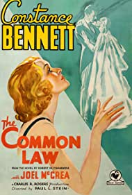 Constance Bennett in The Common Law (1931)
