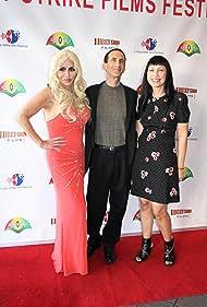 Lise Hart, Gregory Blair, and Dawna Lee Heising in Eye on Entertainment (2005)