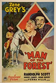Man of the Forest(1933) Poster - Movie Forum, Cast, Reviews