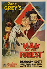 Primary photo for Man of the Forest