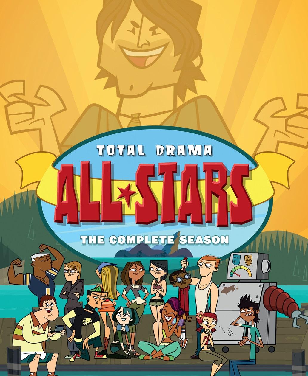 Christian Potenza in Total Drama All Stars (2013)