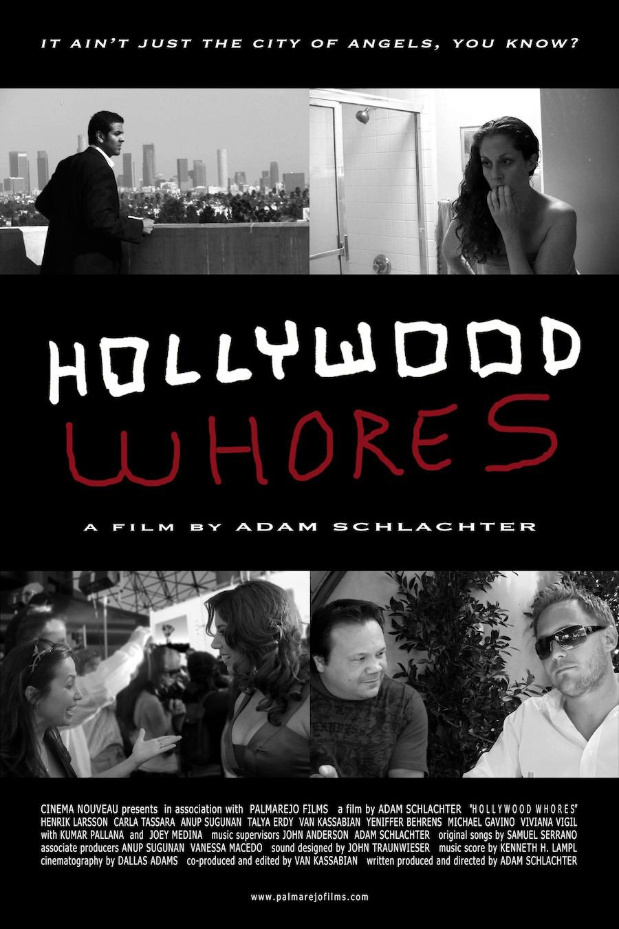 Hollywood Whores (2011)