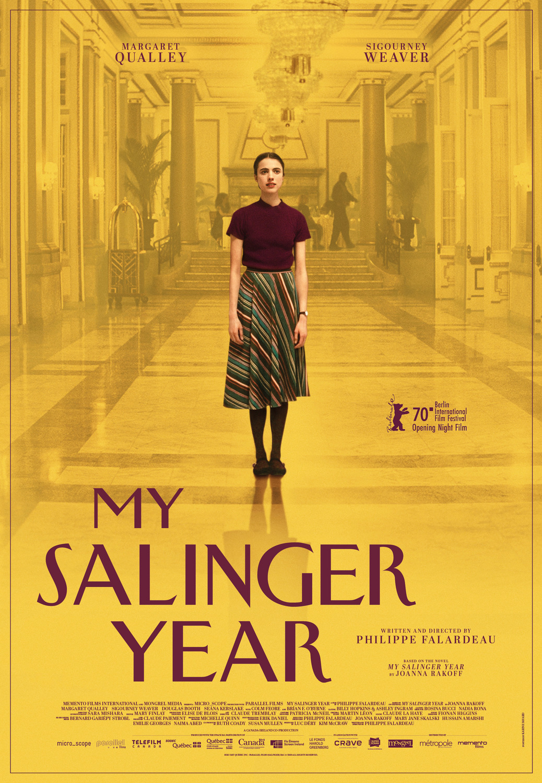 My Salinger Year (2020) Hindi Dubbed 400MB HDRip 480p Download