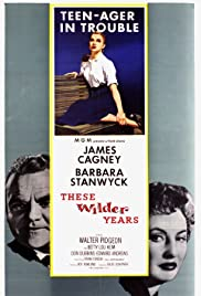 These Wilder Years(1956) Poster - Movie Forum, Cast, Reviews