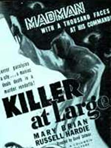 Latest hollywood movie trailers free download Killer at Large [640x352]