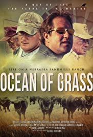 Ocean of Grass: Life on a Nebraska Sandhills Ranch Poster