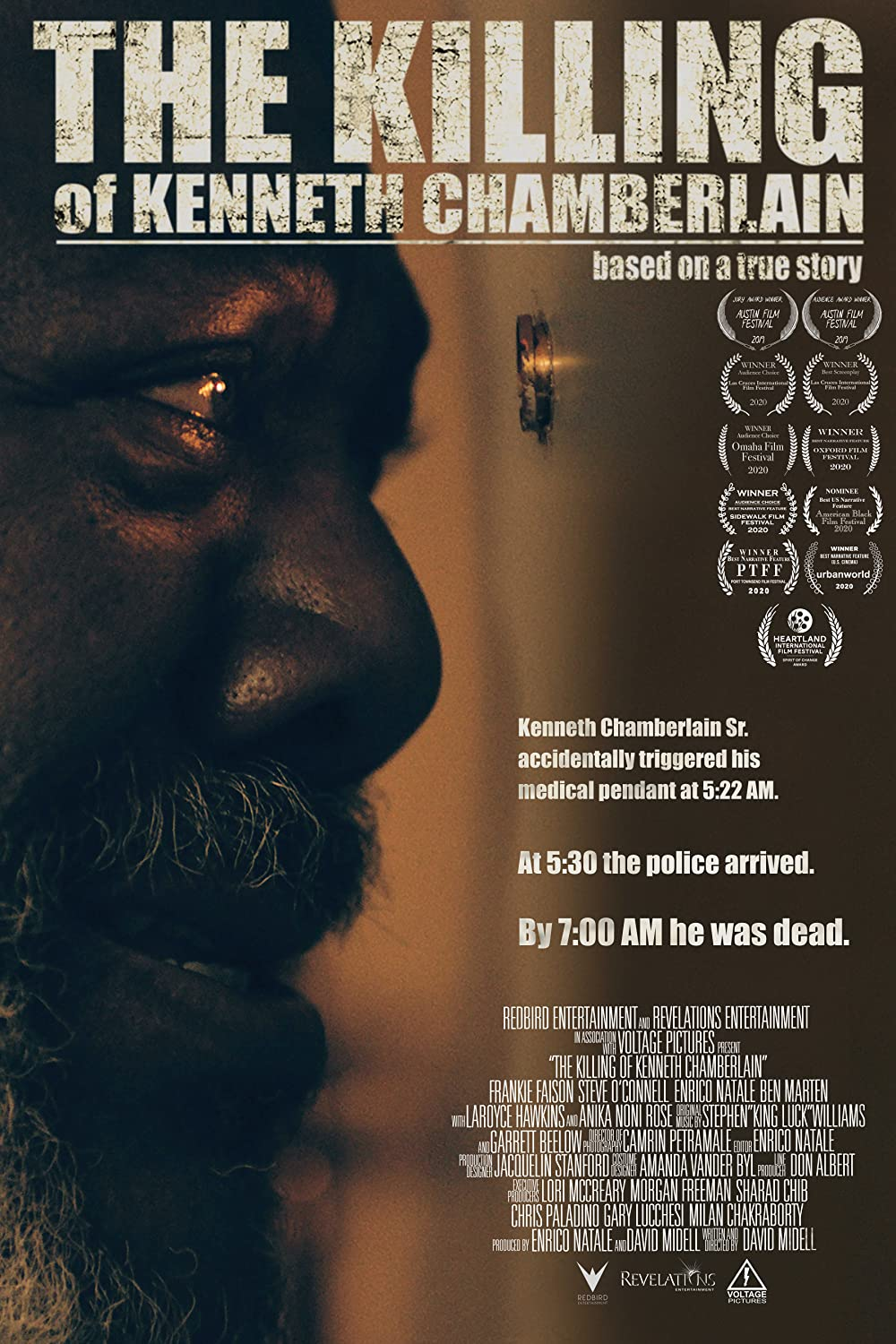 The Killing of Kenneth Chamberlain (2020) Tamil Dubbed (Voice Over) & English [Dual Audio] WebRip 720p [1XBET]