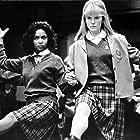 Nicole Kidman and Thandiwe Newton in Flirting (1991)