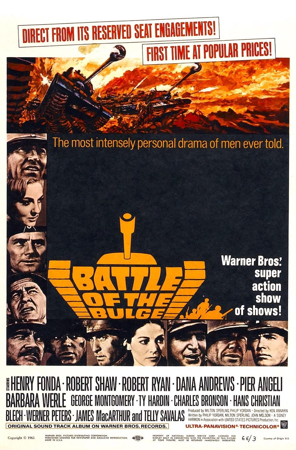 Battle Of The Bulge 1965 Imdb Airsuperiority Weekly Digital Timer Circuit
