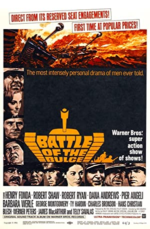 Permalink to Movie Battle of the Bulge (1965)