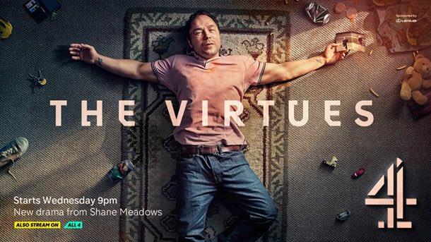 Stephen Graham in The Virtues (2019)