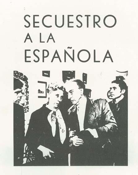 Secuestro a la española (1972)