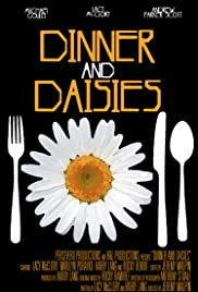 Dinner and Daisies Poster