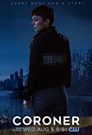 Coroner Poster - TV Show Forum, Cast, Reviews