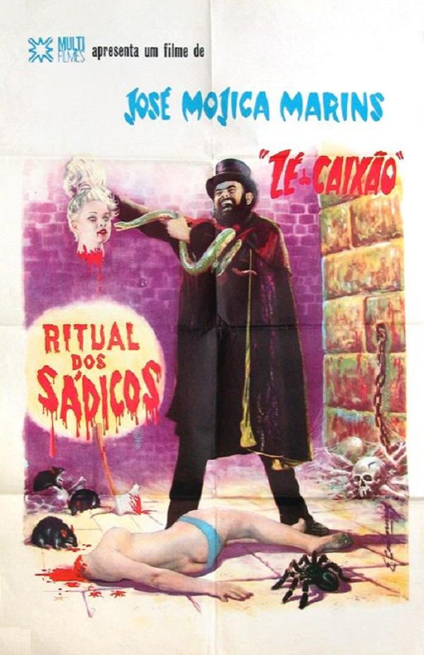 O Ritual dos Sádicos (1970)