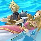 Takahiro Sakurai and Ayumi Fujimura in Super Smash Bros. Ultimate (2018)