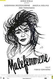 Malefemmene Poster