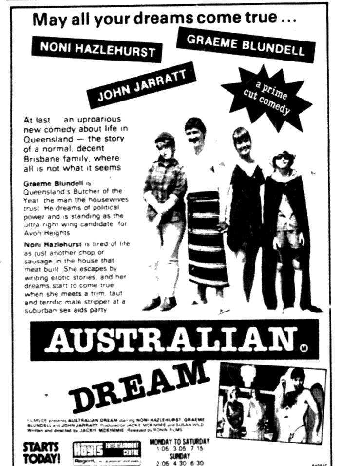 Australian Dream ((1987))