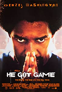 UK online movie downloads He Got Game [Quad]