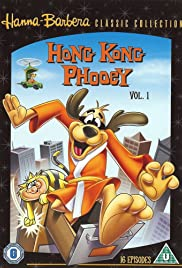 Hong Kong Phooey Poster - TV Show Forum, Cast, Reviews