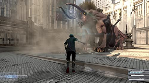 Final Fantasy XV: E3 2013 Gameplay Video