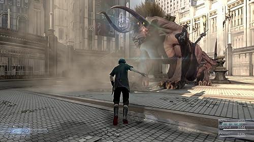 Final Fantasy XV: E3 2013 Gameplay Video