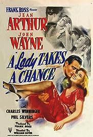 A Lady Takes a Chance (1943)