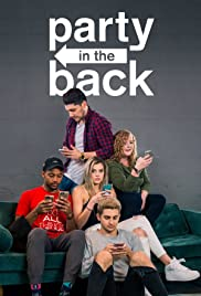 Party in the Back Poster